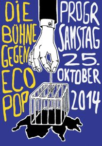 egopop_3 KünstlerInnen gegen Ecopopinitiative!