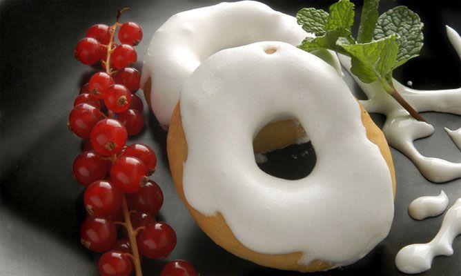 Receta de Eva Arguiñano de rosquillas de San Blas, un dulce tradicional que se consume principalmente el día de San Blas (3 de febrero).