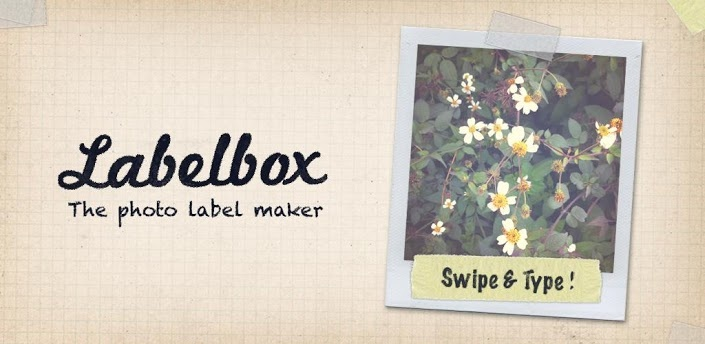 Labelbox: the photo label maker - for iPads, etc. and Android ...
