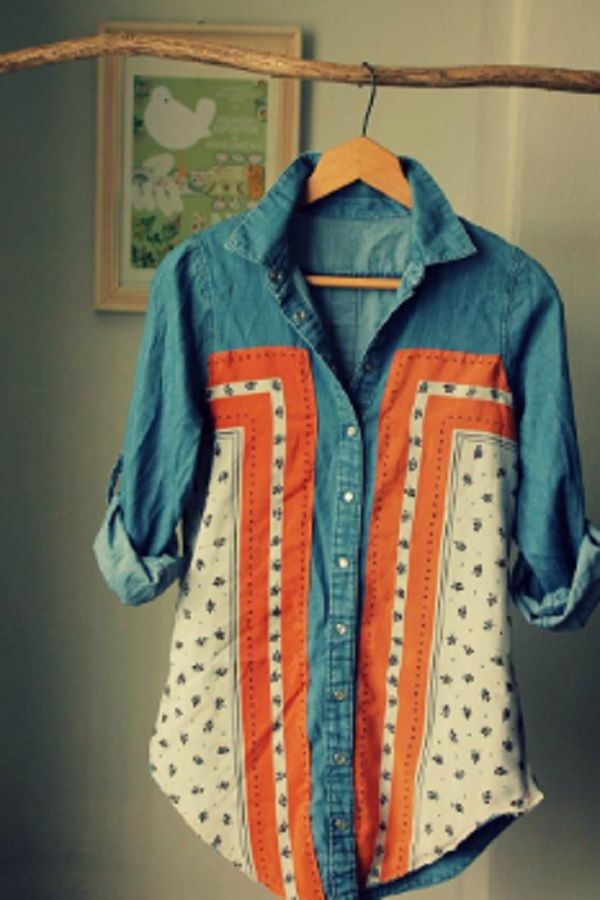 25 CREATIVE IDEAS TO REMAKE OLD CLOTHES AND SAVE YOUR MONEY (VIDEO)