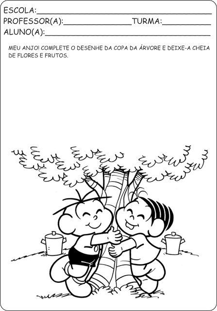 Atividades dia da árvore                                                       …