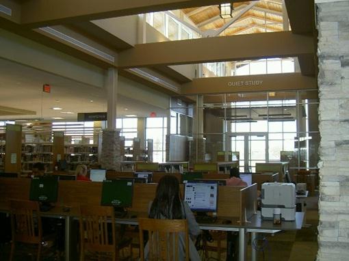 John and judy gay library