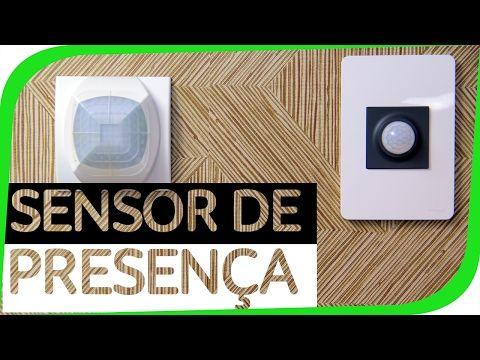 Sensor de Presença - O que é, como instalar e ajustes - YouTube
