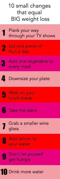 10 easy ways to make weight loss easier #weightlossbeforeandafter