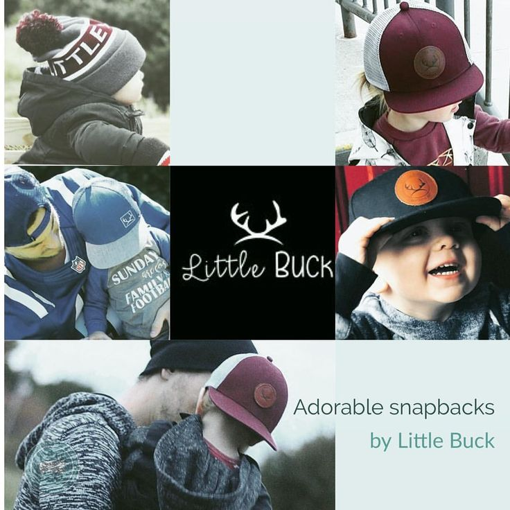 """""""You and your mini will look so cute in matching hats by @little.buck.shop . . You can find matching…"""""""