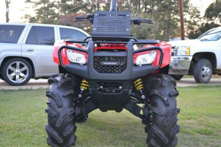 24 best images about Honda Fourtrax Foreman Rubicon 2005 ...