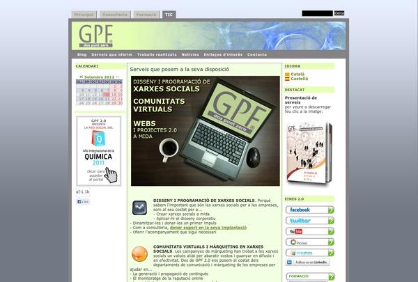 http://tic.gpf.cat - Web de TIC