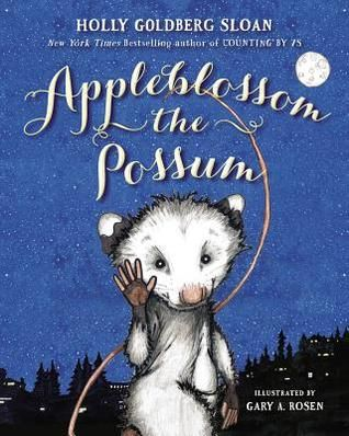 419 best furry friends images on pinterest dog care health and appleblossom the possum book sloan holly goldberg a young possum strikes out on her own and winds up trapped in a human house before her brothers can fandeluxe Image collections