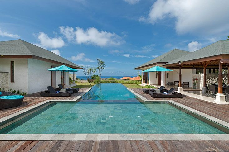 Pandawa Cliff Estate, 11 Bedroom villa, The Bukit, Bali
