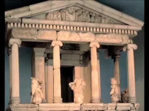 Historia del Arte Universal - El Mundo Clásico, Grecia Roma 1