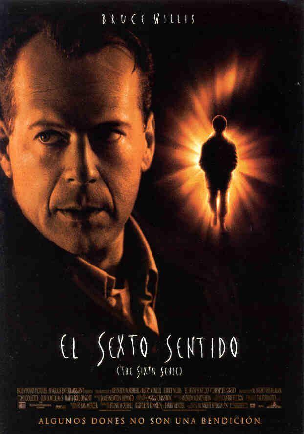 El sexto sentido (1999) EEUU. Dir: M. Night Shyamalan. Terror. Suspense. Drama - DVD CINE 194