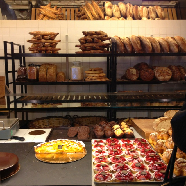 Princi - Moscova, Milan. Best bakery I've eaten at.