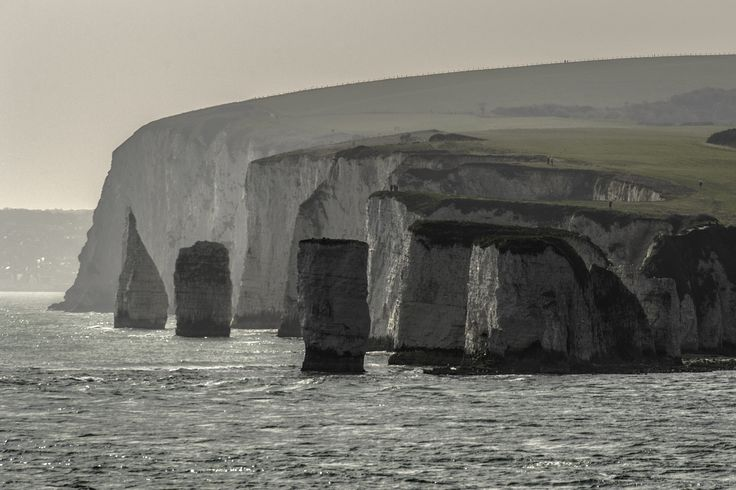 Old Harry Rocks by Phil George on 500px