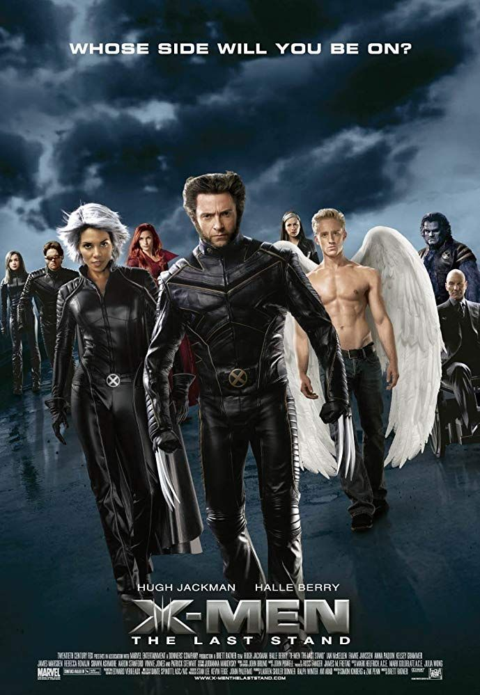 X Men The Last Stand 2006 Marvel Movie Posters Last Stand X Men