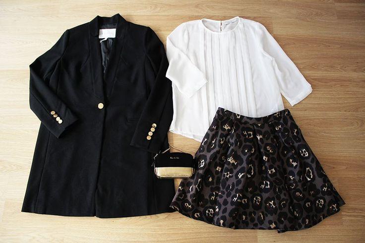 ¿QUÉ ME PONGO? Nuevo estilismo con vuestra moda exclusiva para no repetir LOOK con nadie!   Falda leoprado > http://www.colettemoda.com/producto/falda-estampado-leopardo/