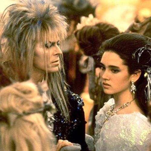 David Bowie and Jennifer Connelly, clear your schedules: Labyrinth is getting a sequel! Per Varie...