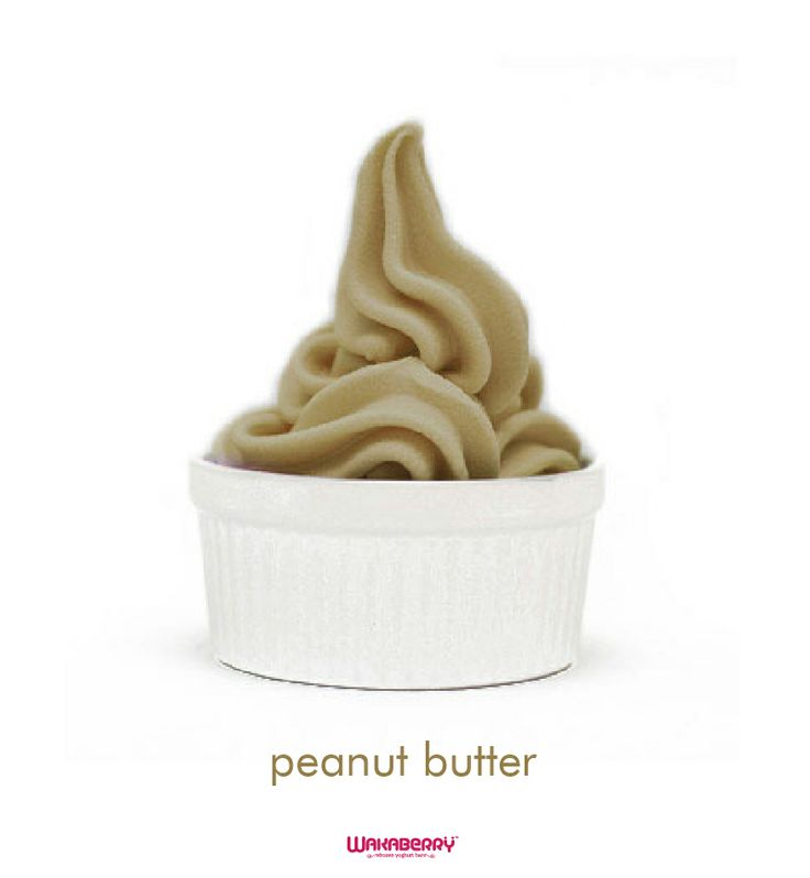 Wakaberry Flavour: peanut butter