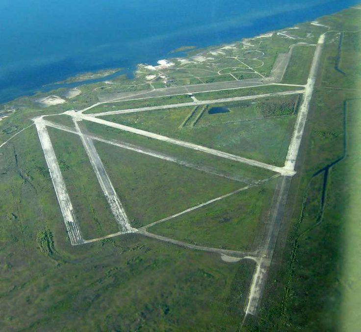 Abandoned Matagorda Air Force Base...Corpus Christi TX
