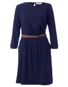 Navy blue dress by Bibico