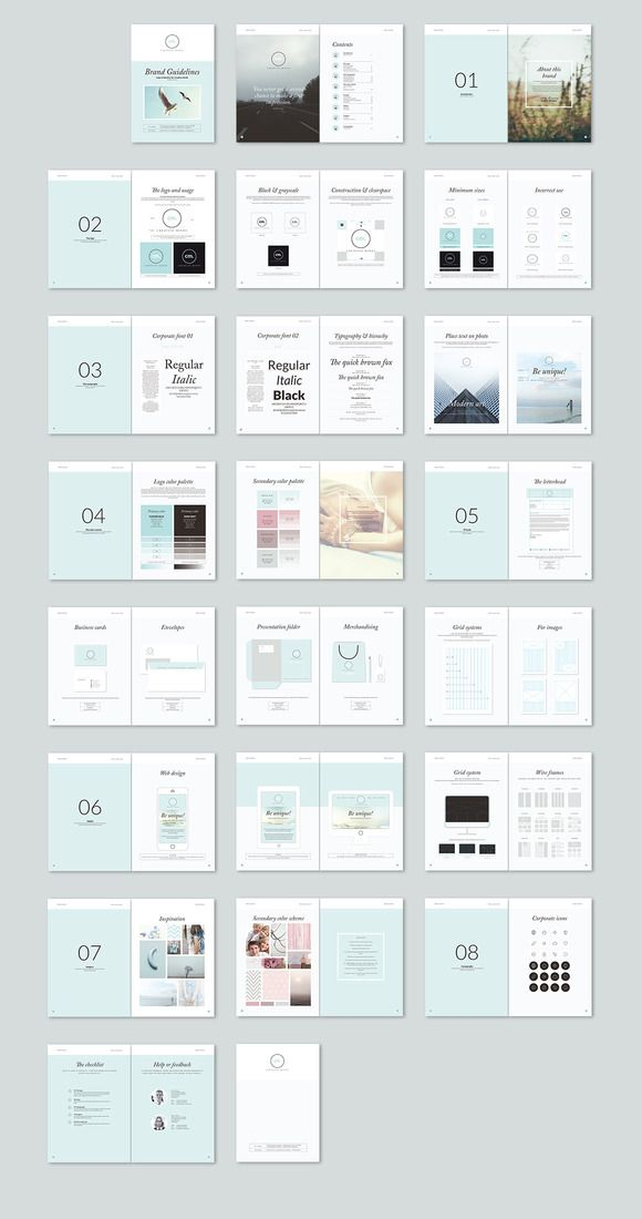 Cool Brand Guidelines