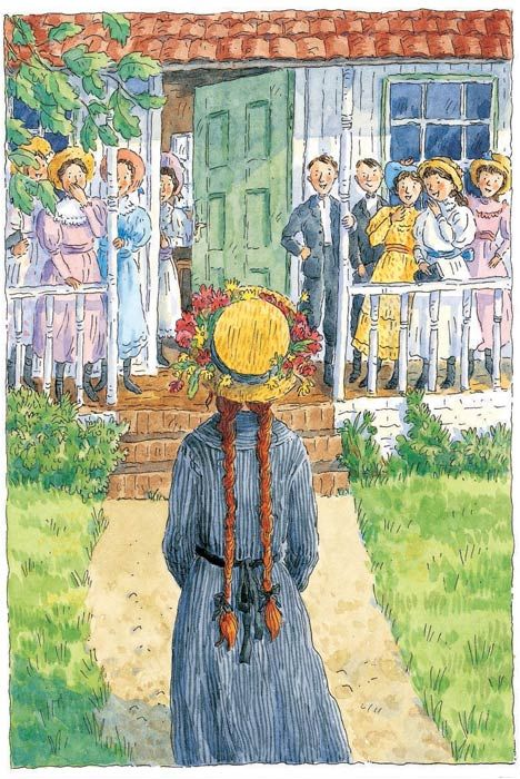 Anne of Green Gables, L. M. Montgomery - Essay