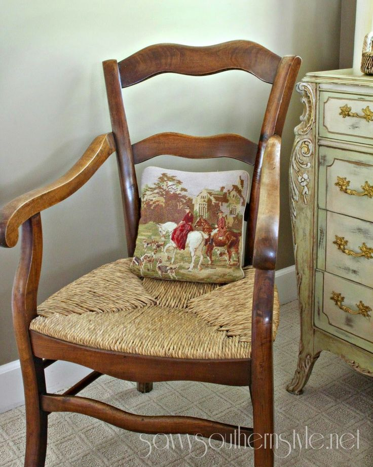 Savvy Southern Style French Style Chairs All Things