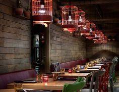 Sushi Samba | Reykavik | Amazing restaurant interior design you must see.