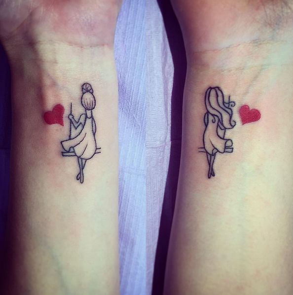 Las 25 mejores ideas sobre tatuajes de frases familiares for Frases para tatuarse dos amigas