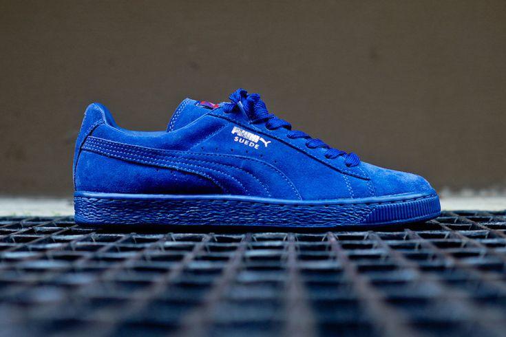 a6492c30e86 puma suede men blue cheap > OFF69% Discounted