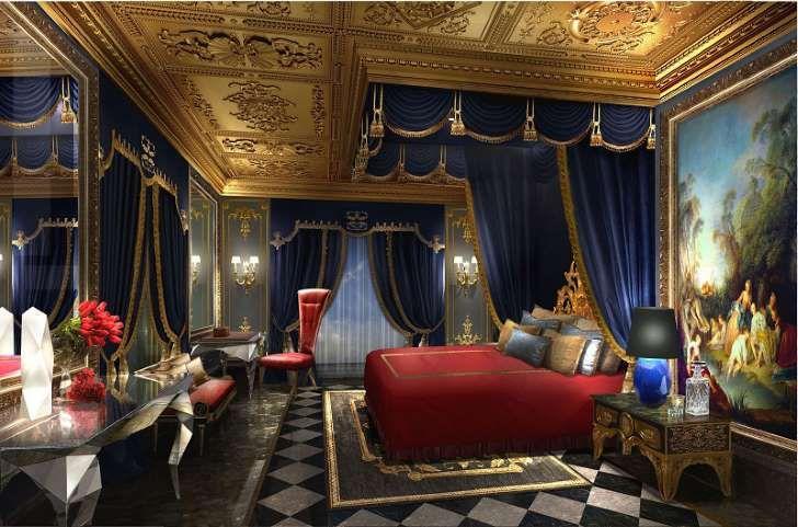 Macao ha dado un paso más para vencer a Dubái en su carrera por presumir del hotel más lujoso del planeta, la localidad china está construyendo The13, un hotel con 200 habitaciones que presume de que cada una de ellas tenga un coste de 7 millones de dólares. ¿Quién podrá permitirse una noche en este lujoso hotel?</p>