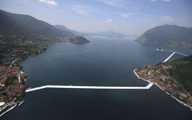 Göl İçine Yol İnşa Edildi! | Gayrimenkul Land