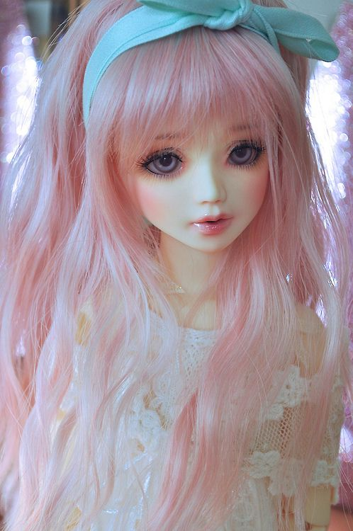 bjd girl kawaii