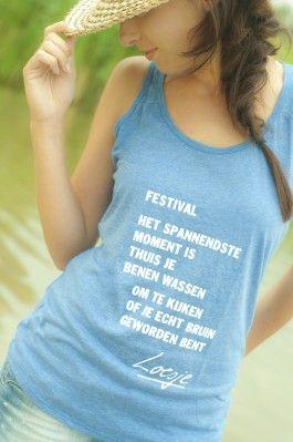 Festival, hemdje