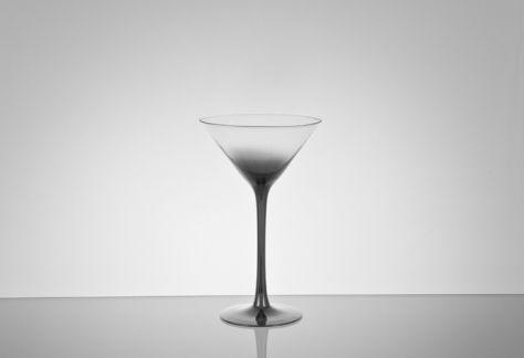 Kieliszek do Martini 200ml Silver