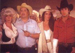 Madolyn Smith  Halloween Costumes  Urban Cowboy  Cowboy PartiesMadolyn Smith Urban Cowboy
