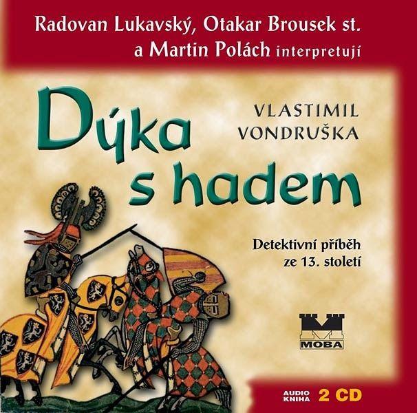 iTunes Cover Studio.cz: Vlastimil Vondruška: Dýka s hadem: Detektivní příb...