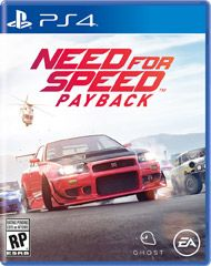 Need for Speed, one of the world's bestselling video game franchises, returns with a vengeance in the new action-driving blockbuster Need for Speed Payback. Set in the underworld of Fortune Valley, you and your crew are reunited by a search for vengeance against The House, a nefarious cartel that rules the city's casinos, criminals, and cops. In this corrupt gambler's paradise, the stakes are high and The House always wins. Play a variety of challenges and events as Tyler, the Rac...
