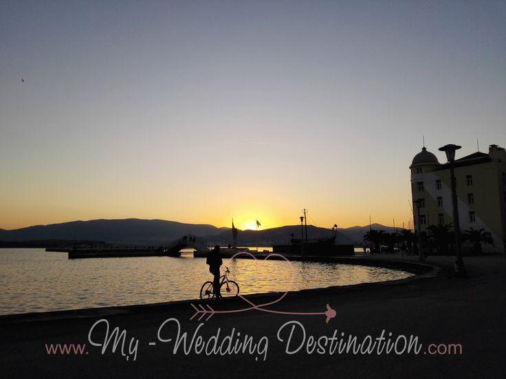 Βόλος...ένας μοναδικός προορισμός 12 μήνες τον χρόνο, μια καταπληκτική επιλογή για έναν ονειρεμένο γάμο...   Volos / View / Greece   Facebook : myweddingdestination
