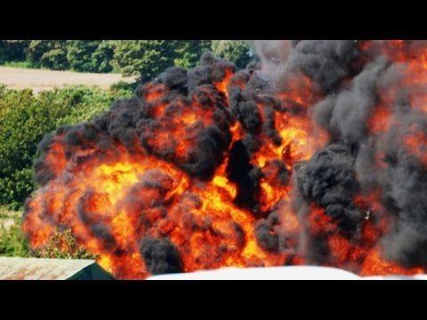 Pilot errors led to Shoreham air crash says AAIB | Today news