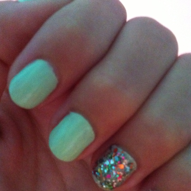 best 25 mint green nails ideas on pinterest mint nails