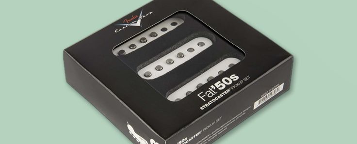 A Guide to Fender Single-Coil Stratocaster Pickups— Take your Strat tone to the next level with brand new PUPs.