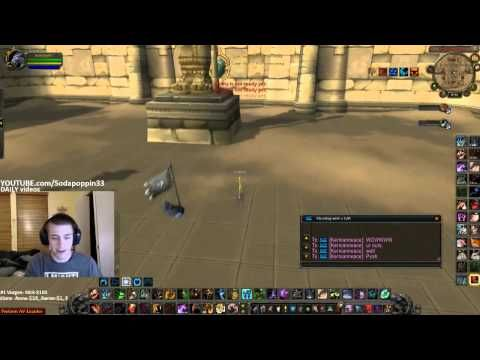Sodapoppin banned from World of Warcraft on live stream. . . again - http://gaming.tronnixx.com/uncategorized/sodapoppin-banned-from-world-of-warcraft-on-live-stream-again/