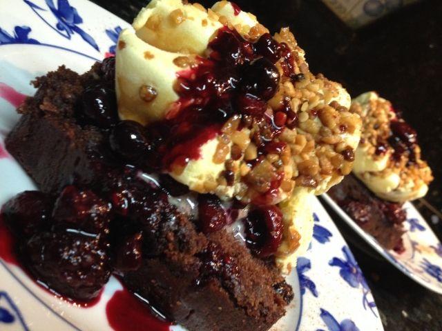 Cena romántica es un menú diseñado por el Chef Leo Lungarella y que está disponible en Cook In House Madrid