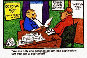 I strongly encourage anyone to NOT take out PayDay Loans. They are bad to your credit