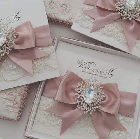 luxury wedding invitation dusty pink wedding invitations beaded lace invitations lace wedding invitations - Luxury Wedding Invitations