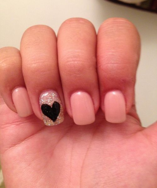 Pink Nail Designs Easy