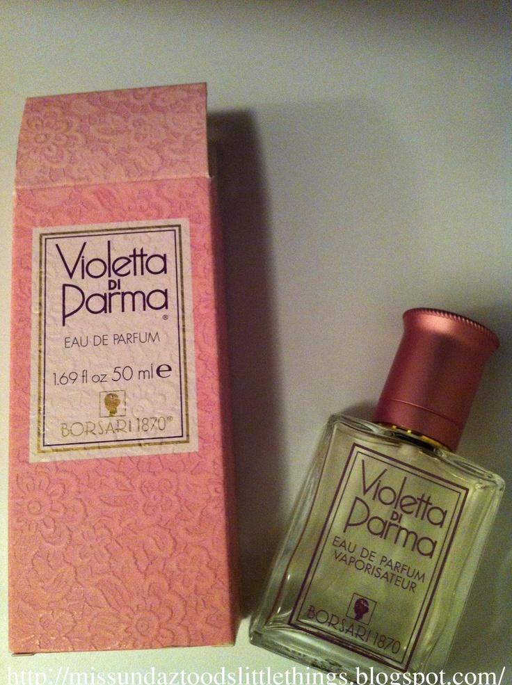 #borsalino violetta di parma