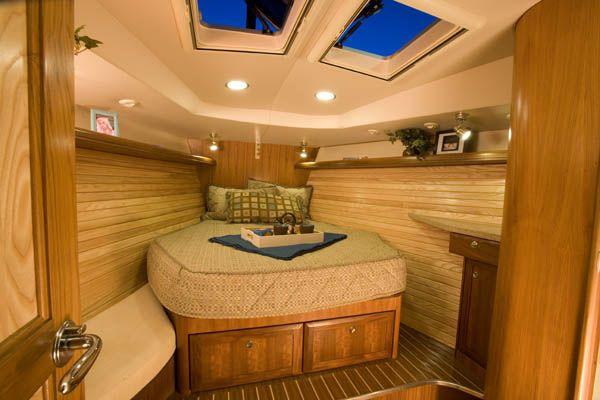 Show me your sailboat's interior - SailNet Community