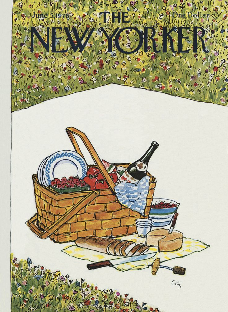 The New Yorker - Monday, June 5, 1978 - Issue # 2781 - Vol. 54 - N° 16 - Cover by : Arthur Getz