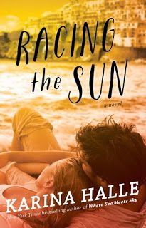 Canadian Bookworm: Racing the Sun